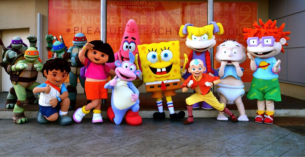 Nickelodeon Land Blackpool Tickets Online Prices Day Pass - This gives the holder access to to Nickelodeon Land without using any of the rides. With the pass you can purchase tickets at 1 each to go on the rides at Nickelodeon Land.