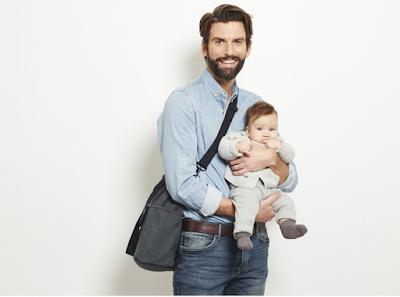 Erfahrungen Wickeltasche SoFo von Baby Bjoern Gewinnspiel Verlosung Runzelfuesschen