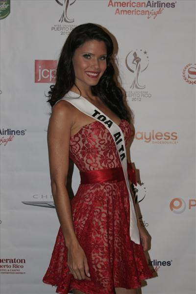 Gabriela Berrios,Miss Supranational 2012 Contestant