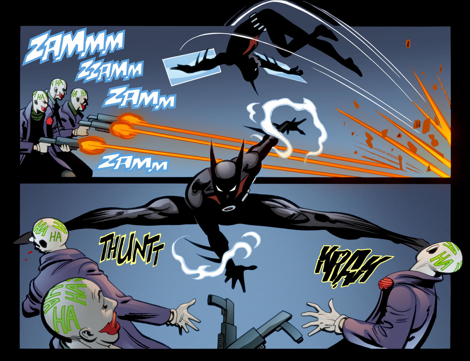Batman Beyond (2012) Issue #9 #9 - English 10