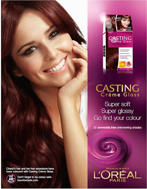Star in the next L'Oréal Paris Casting Crème Gloss Advert with ...