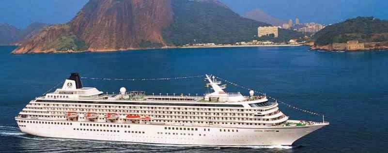 Cruceros por Brasil