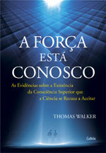Capa do livro A Força está Conosco, de Thomas Walker