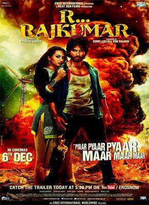 R…Rajkumar 2013 Hindi 720p BRRip 1Gb