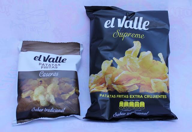 Patatas fritas el valle