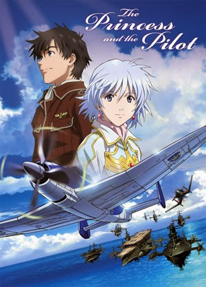 The Princess And The Pilot 2011 poster