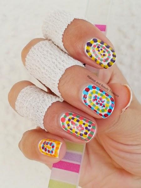 Bandage-Nail-Wraps