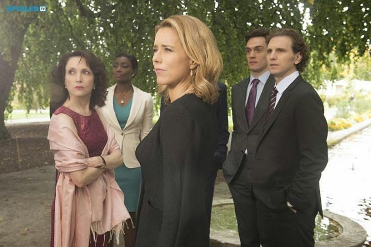 "Madam Secretary - Game On (Fall Finale) - Review: ""Who killed Vincent Marsh?"""