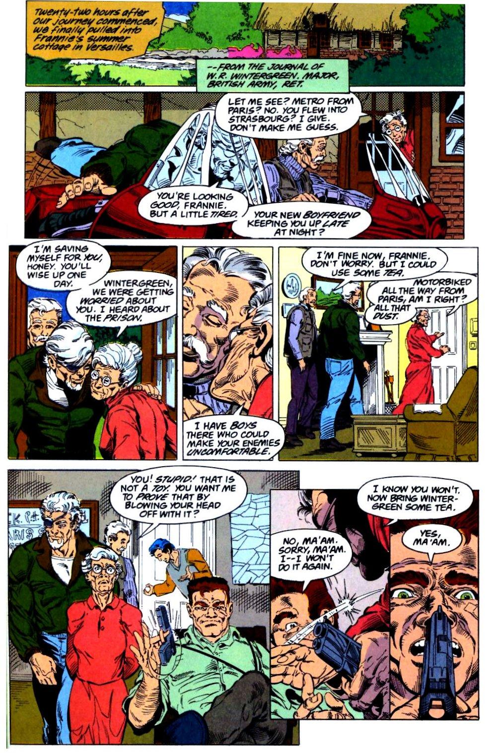 Deathstroke (1991) Issue #28 #33 - English 4