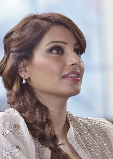 Bollywood Actress Bipasha Basu at Pictures Mithibai College Fest Promotes Creature 3D  (3)