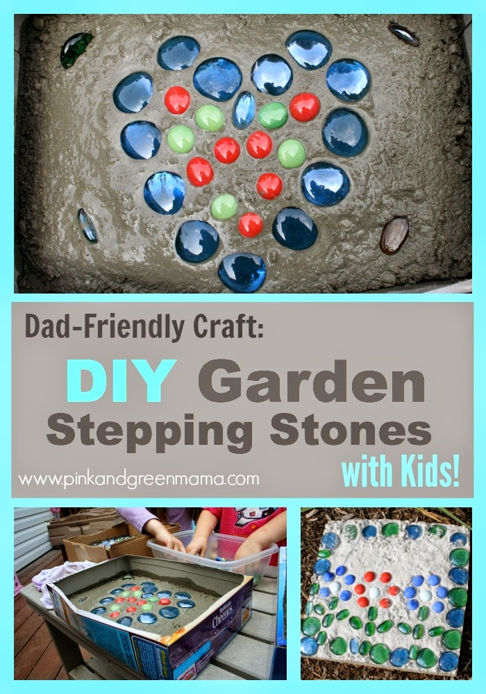 Kid Friendly Stepping Stonrs