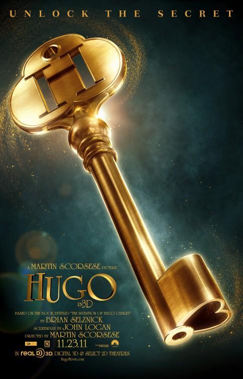 Hugo key poster