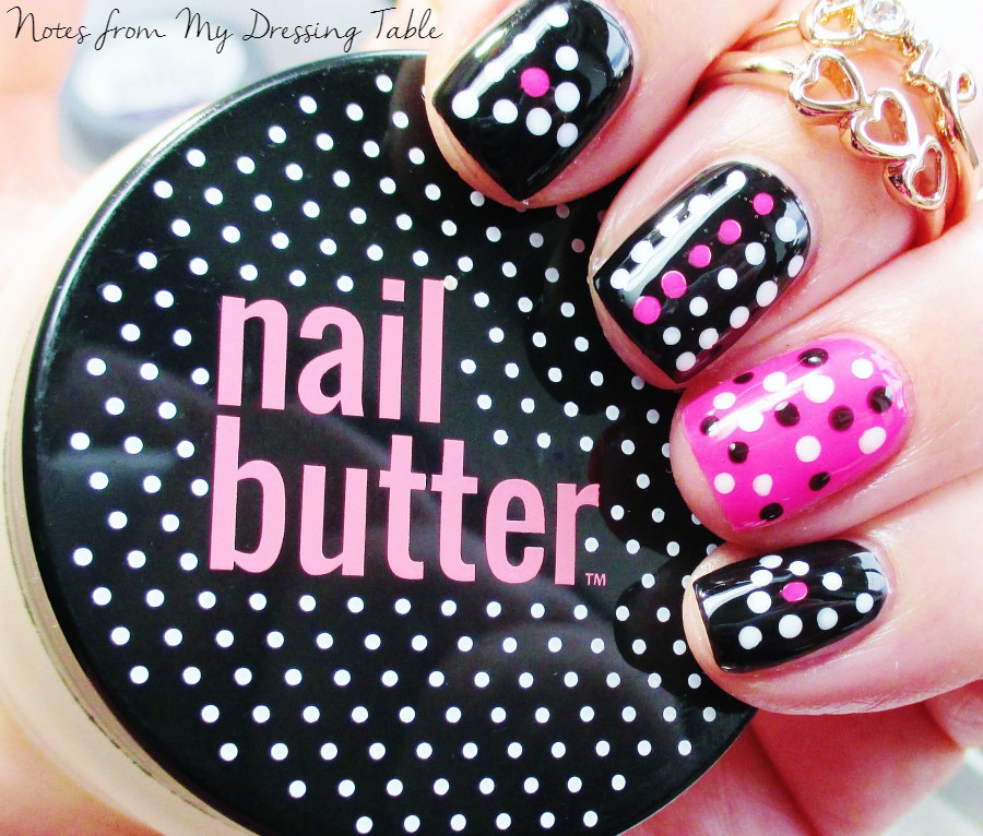 Nail Butter for Naturally Beautiful Cuticles Nail Art notesfrommydressingtable.com