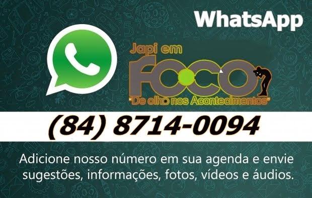 WhatsApp Japi em Foco