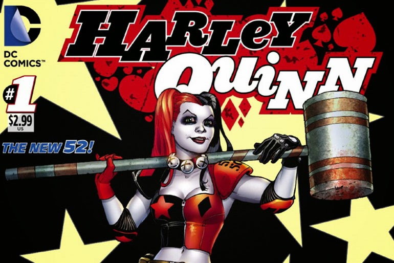 Harley Quinn camina en solitario sin el Joker 7