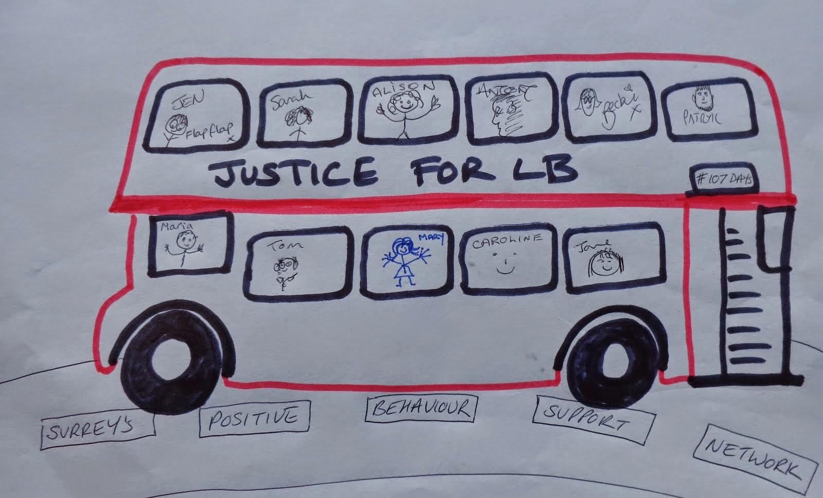 #JusticeforLB