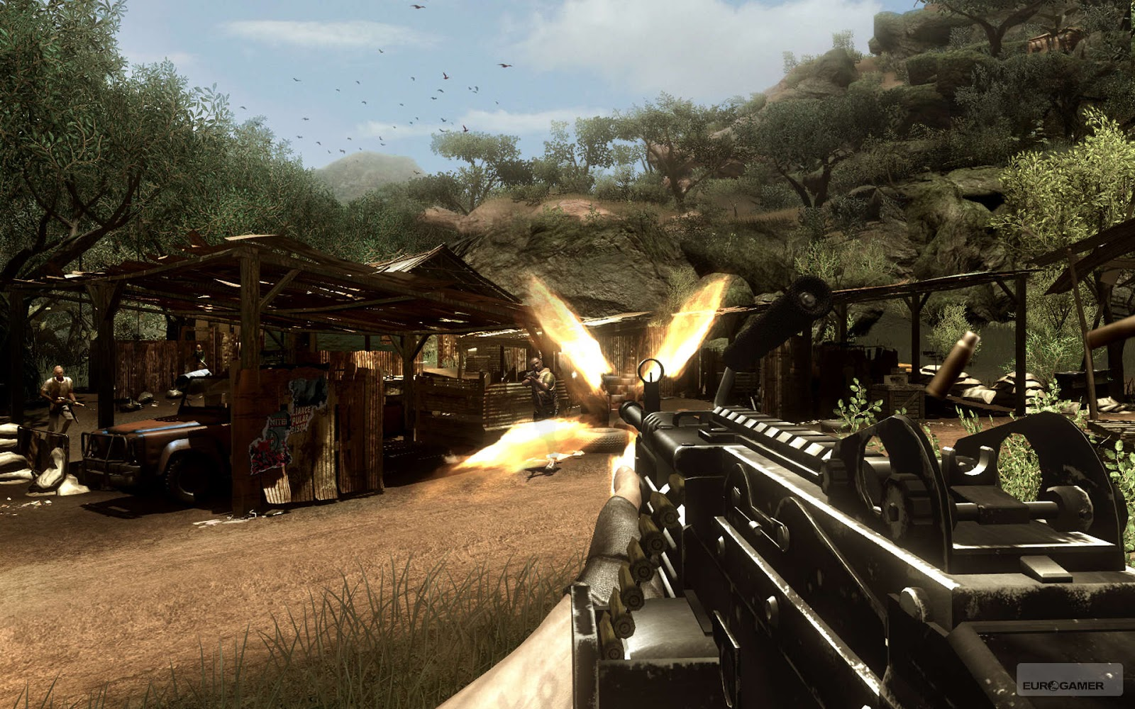 Far Cry 2 Free Download Full PC Game
