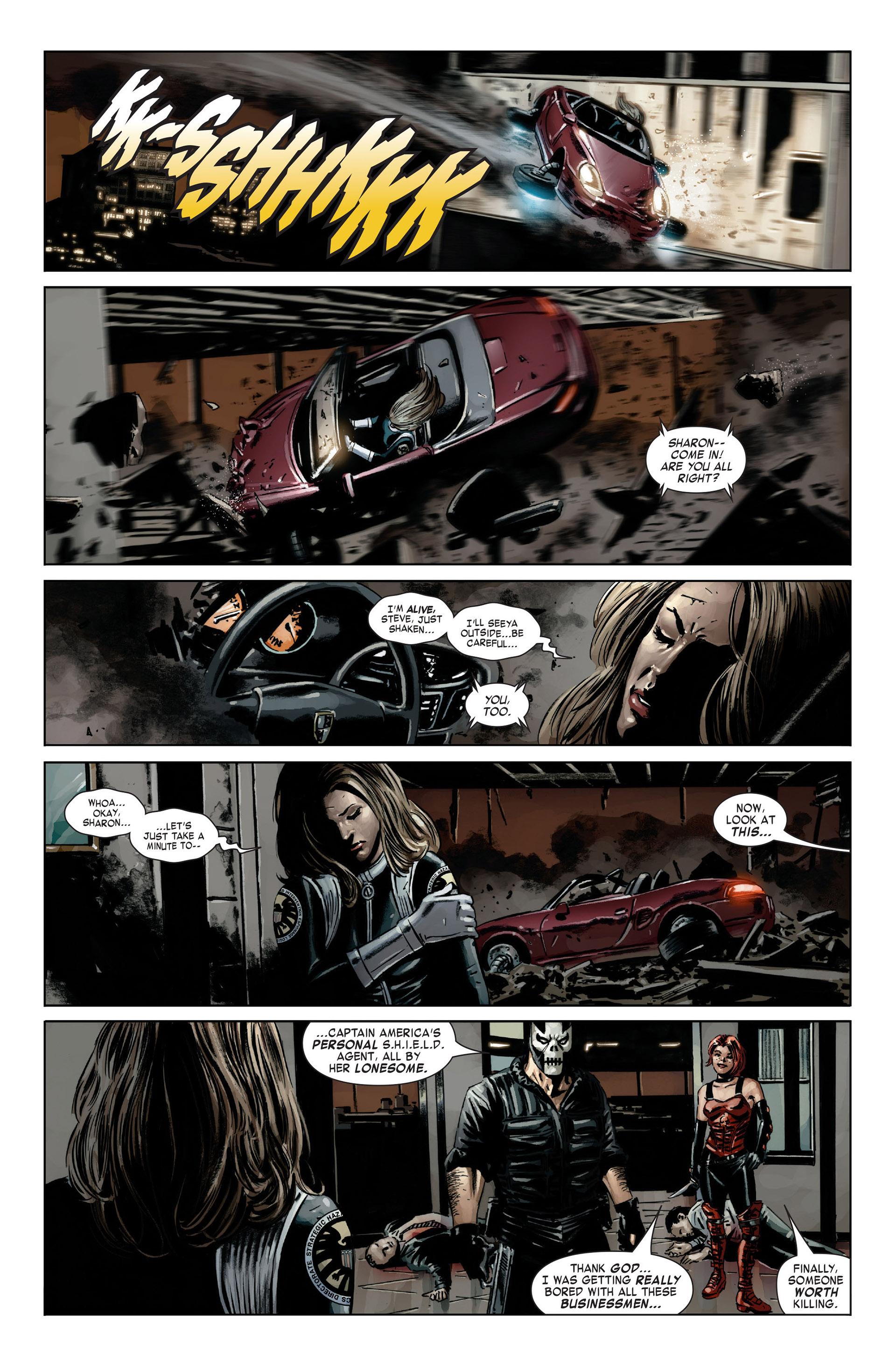 Captain America (2005) Issue #21 #21 - English 6