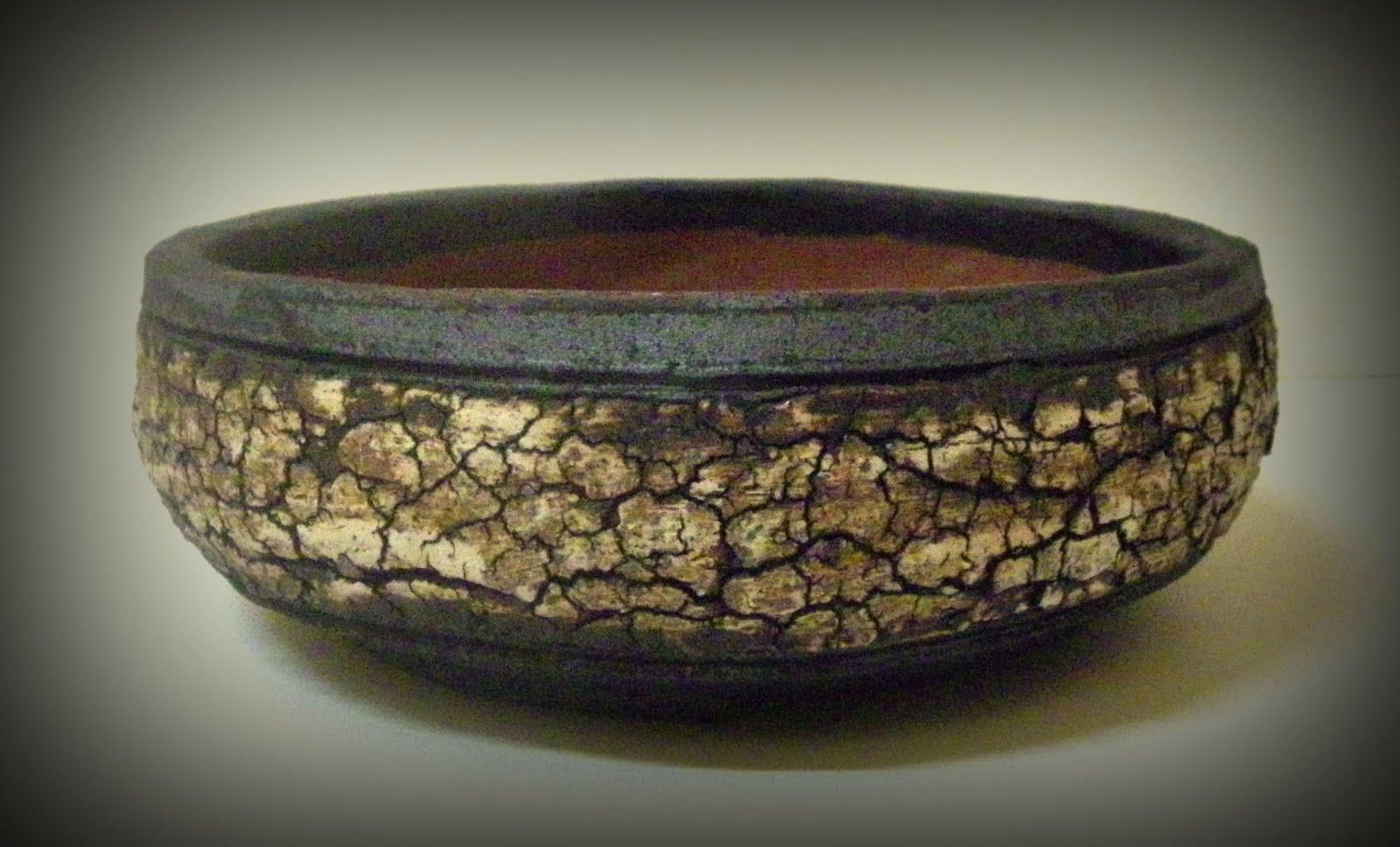 Carpinus macetas artesanales bonsai y kusamono octubre 2011 - Tiestos de barro ...