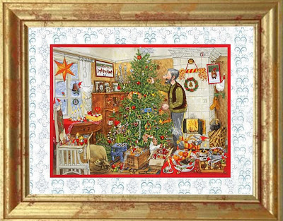 das bunte kinderzimmer weihnachtskalender f r 3 j hrige. Black Bedroom Furniture Sets. Home Design Ideas