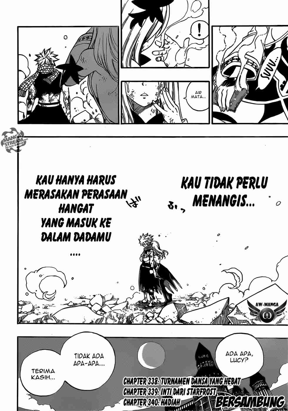Komik fairy tail 337 - rencana emas 338 Indonesia fairy tail 337 - rencana emas Terbaru 20|Baca Manga Komik Indonesia|Mangacan