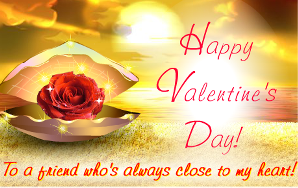 1001 Valentines Day Wishes For Friends Valentine Wishes Images