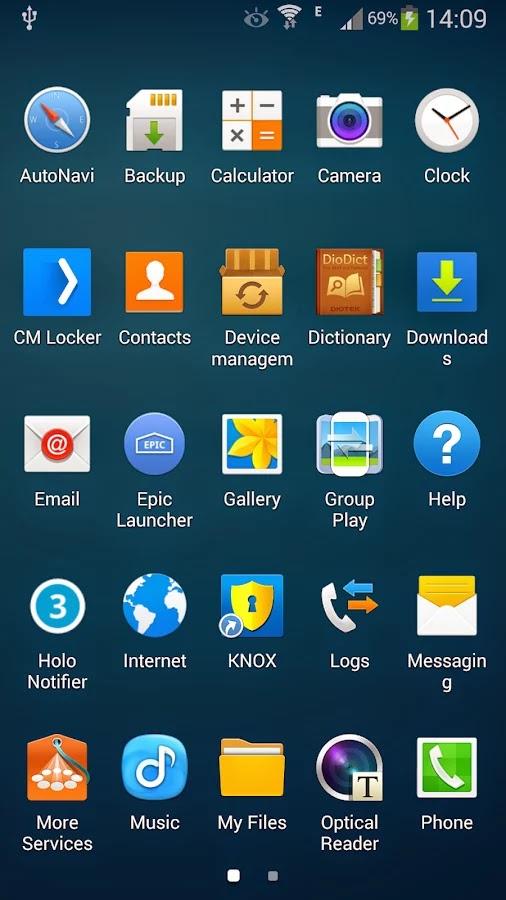 Galaxy Launcher Prime v1.1.2