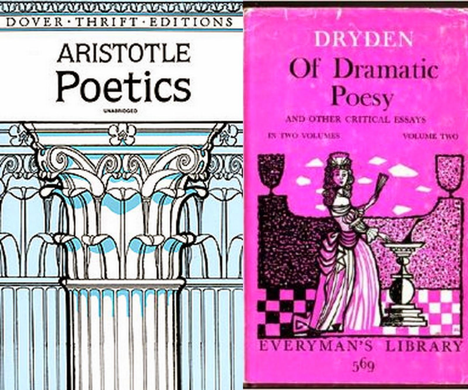 essays of dramatic poesy by dryden Be the first to ask a question about an essay of dramatic poesy  a defense of an essay of dramatic poesy  preface to the fables lists with this book this book is not yet featured on listopia.