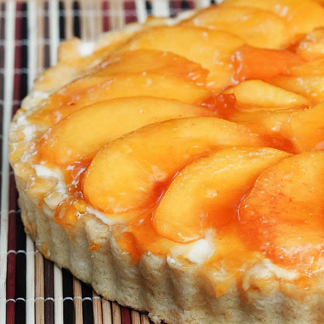 ... : No Bake Peach Tart - A Summertime Treat - Blog Posts - Foodbuzz