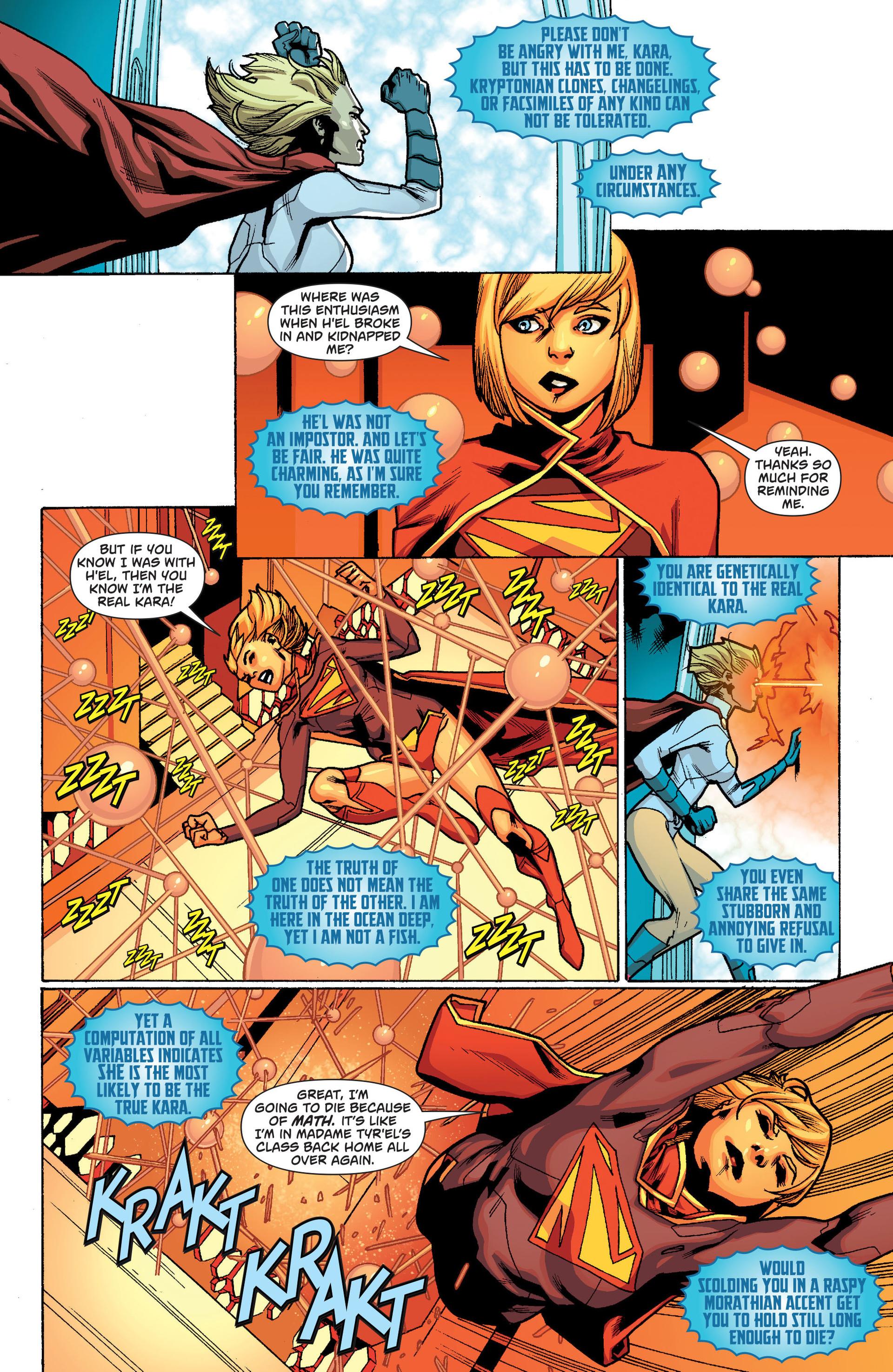 Supergirl (2011) Issue #20 #22 - English 9