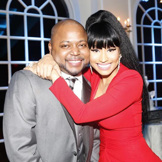 Nicki Minaj não pagou a fiança de seu irmão preso por pedofilia, e sim sua mãe