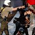 Συνέλαβαν τον αστυνομικό που χτύπησε φωτορεπόρτερ κατά τα χθεσινά επεισόδια στο Σύνταγμα.