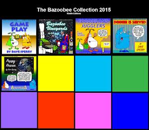 2015 Bazoobee Books