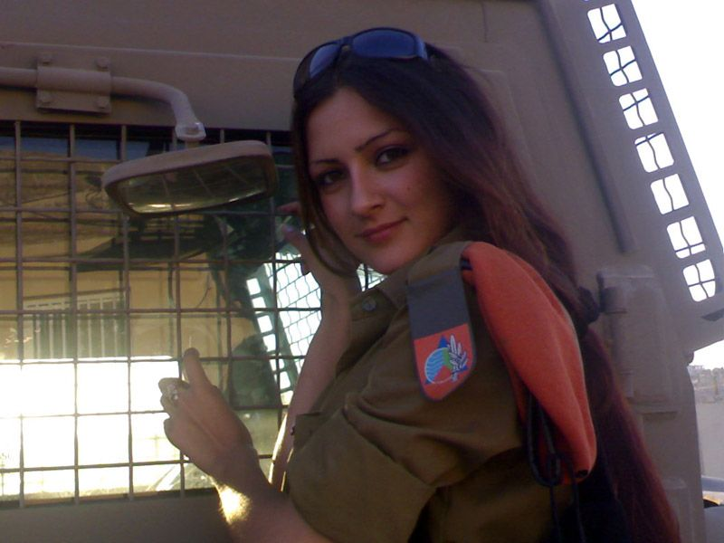 Beautifull israeli army girls indian images from india