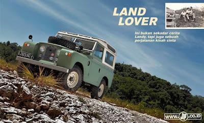 LAND ROVER SERI II 1966