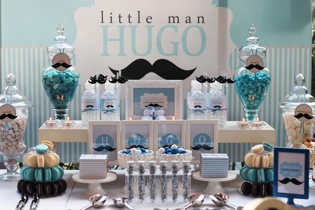 Exceptional Moustache Baby Shower Theme Supplies
