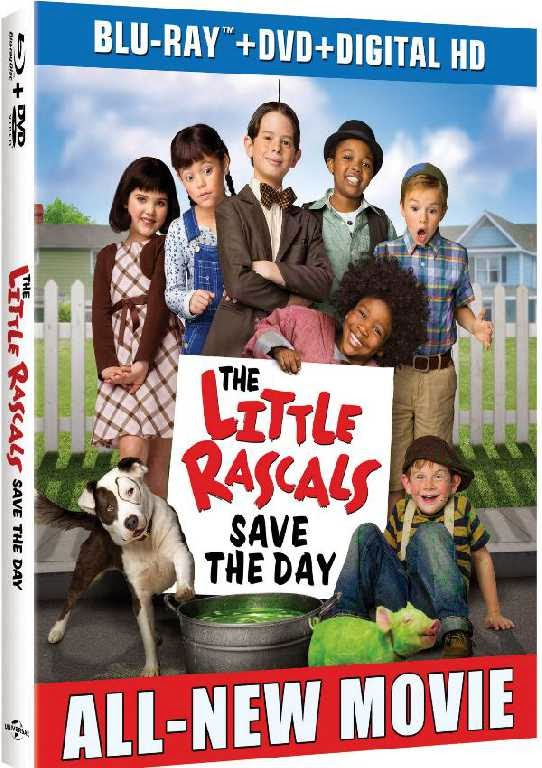 Download The Little Rascals Save the Day (2014) 720p HDRip