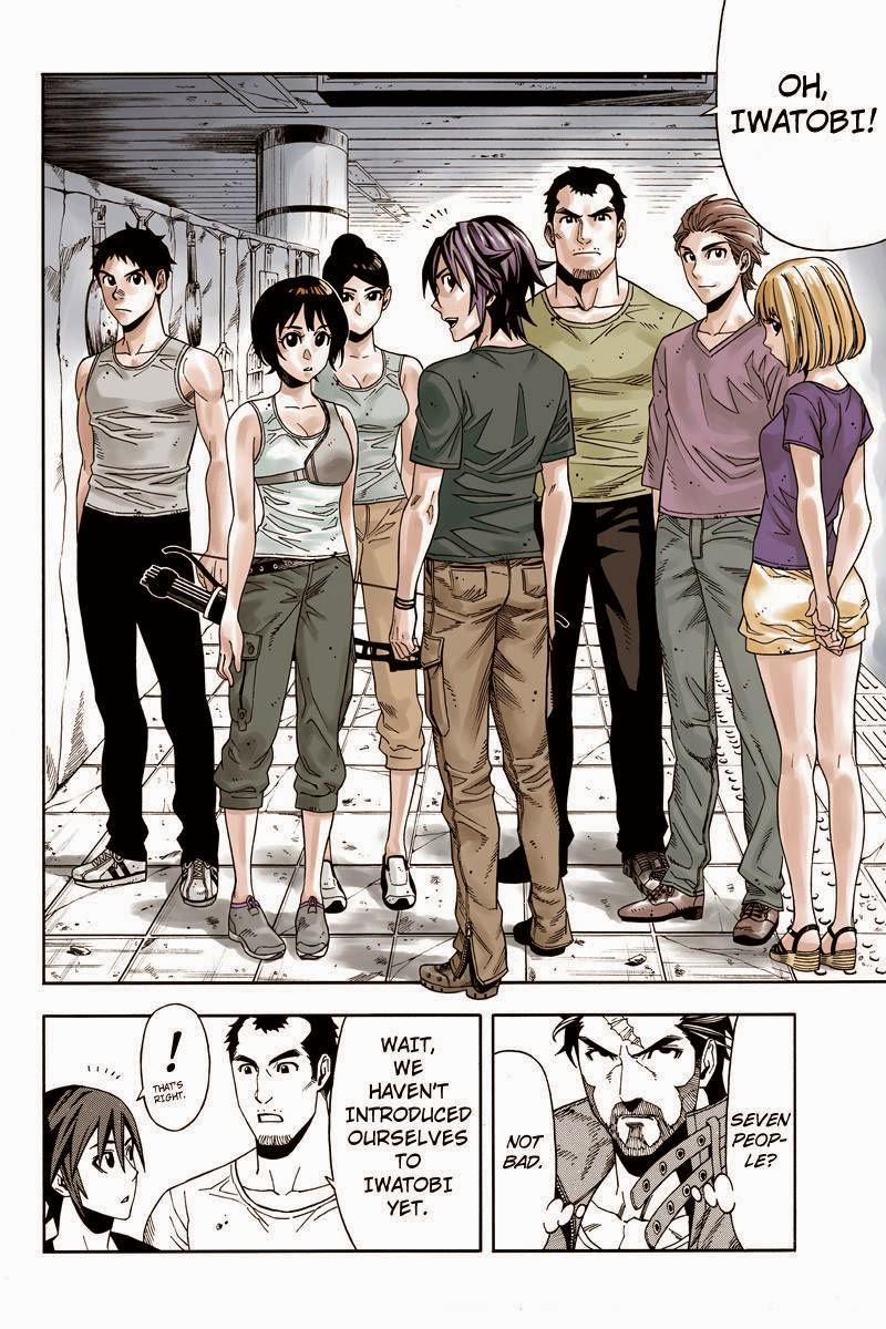 Green Worldz Chapter 11 Mangahasu