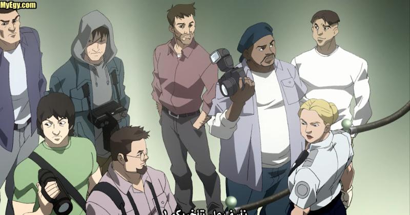 فيلم القصيرة Green Arrow مترجمة