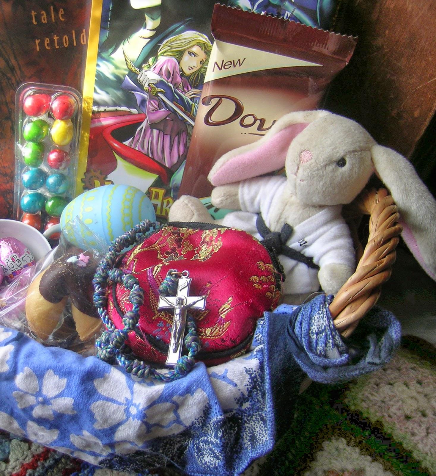 Easter basket tour manga loving teen girl chestertonpress manga loving teen girl negle Gallery
