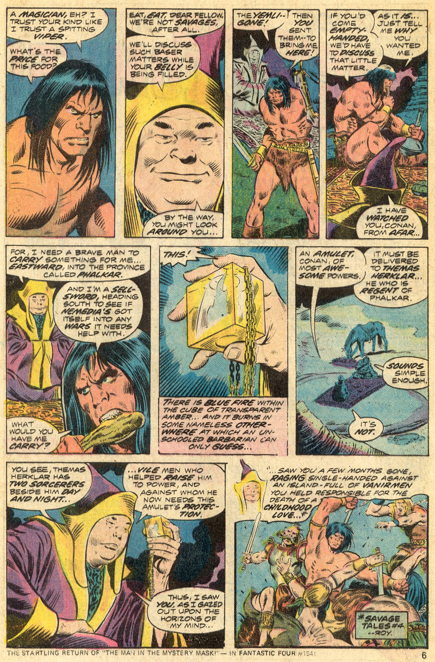 Conan the Barbarian (1970) Issue #46 #58 - English 5