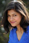 Sneha Tagore Photo shoot in Blue-thumbnail-17
