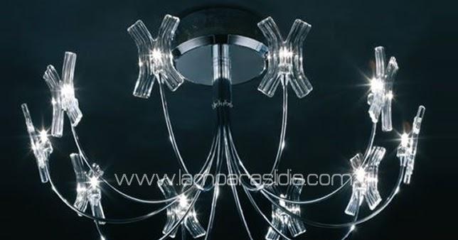 Iluminaci n y l mparas en madrid comprar lamparas de dise o on line - Lamparas de diseno madrid ...