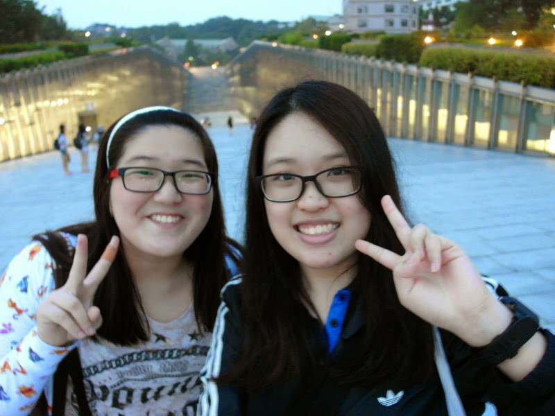 seoul korea trip summer studies ewha womans university singapore lunarrive travel