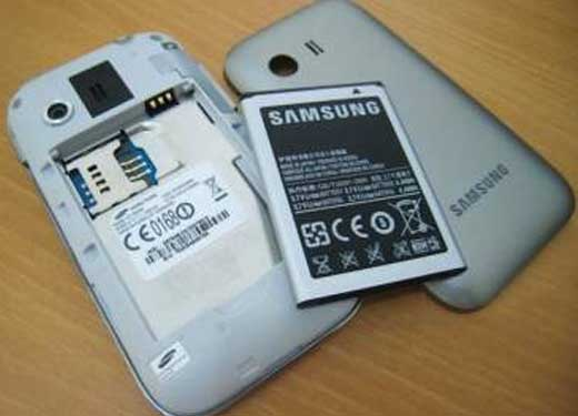 Samsung Galaxy young S5360 replacement Galaxy mini Review and ...