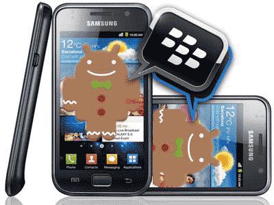 Download Aplikasi BBM Beta Untuk Android Gingerbread