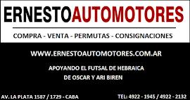 ERNESTO AUTOMOTORES