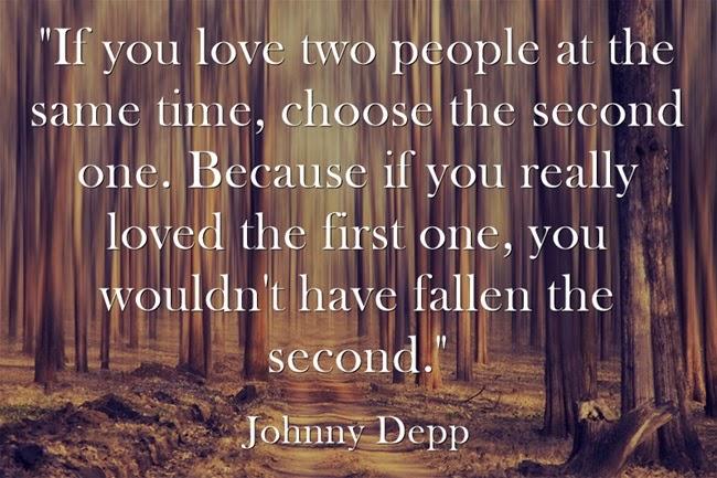 Hãy chọn người thứ hai