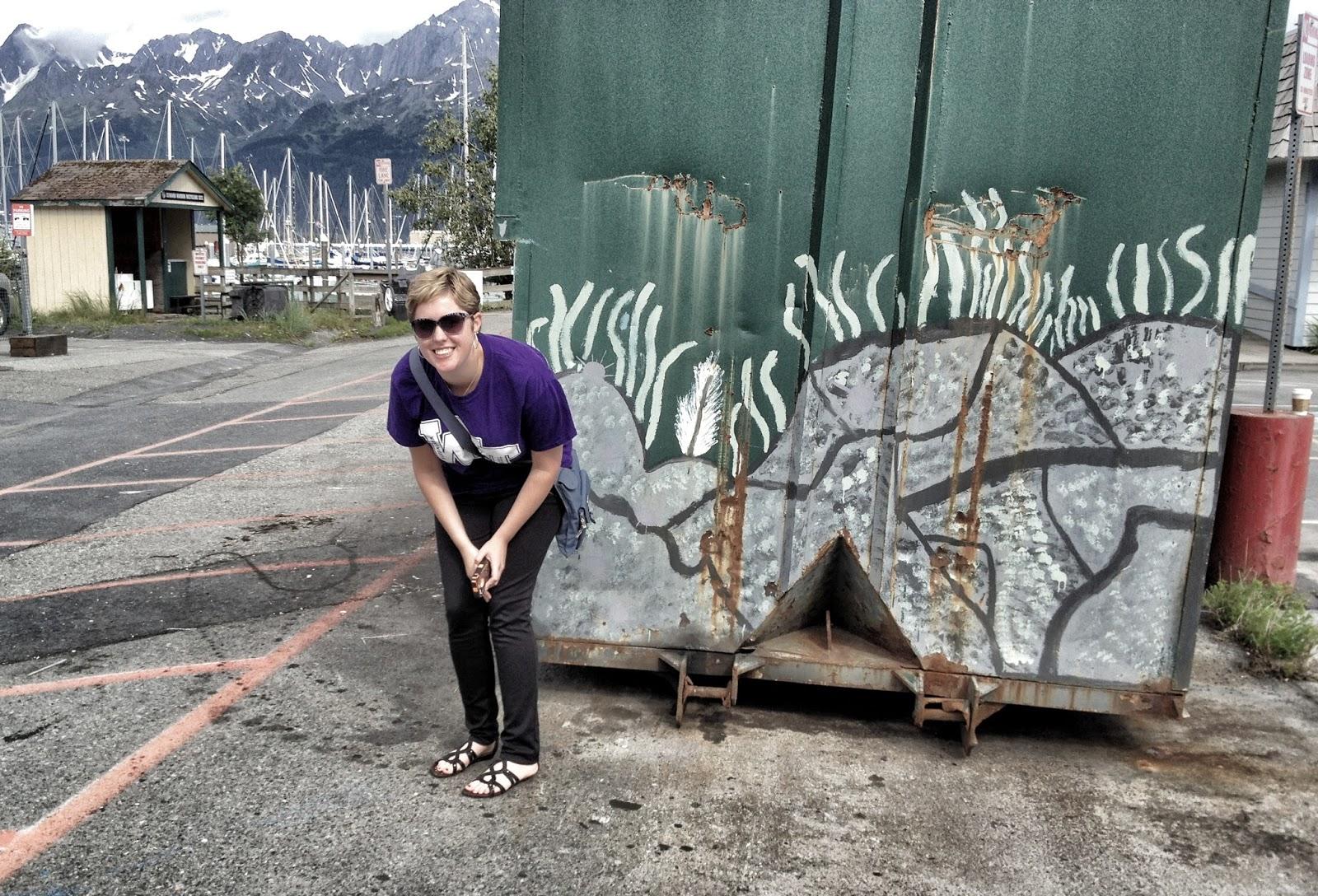Say Cheese, #Seward #Alaska 2013 #thetravelingkristen