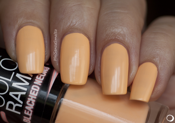 Maybelline Bleached Neons 241 Sun Flare - in the shade